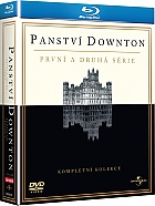 Downton Abbey: Series 1 + 2 Collection (6 Blu-ray)