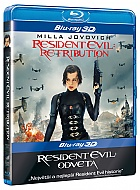 Resident Evil: Retribution 3D (Blu-ray 3D)
