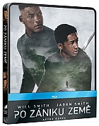 AFTER EARTH Steelbook™ Limited Collector's Edition + Gift Steelbook's™ foil (Blu-ray + DVD)