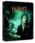 The Hobbit: An Unexpected Journey Steelbook™ Limited Collector's Edition + Gift Steelbook's™ foil (2 Blu-ray)