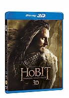 Hobbit: The Desolation Of Smaug 3D  (4BD) 3D + 2D (2 Blu-ray 3D + 2 Blu-ray)