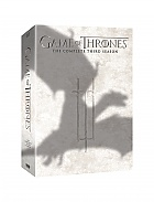 Game of Thrones: The Complete Third Season Collection (5 DVD)