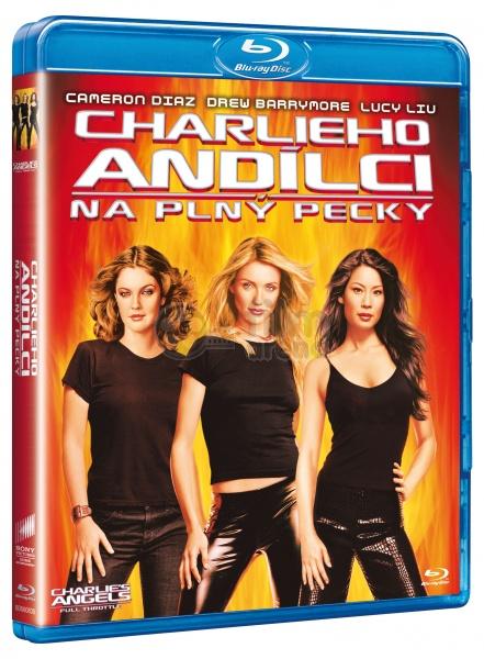 Charlie S Angels Full Throttle Blu Ray