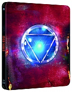 Iron Man 3  3D + 2D Steelbook™ Limited Collector's Edition + Gift Steelbook's™ foil (Blu-ray 3D + Blu-ray)