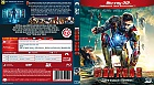 Iron Man 3  3D + 2D Steelbook™ Limited Collector's Edition + Gift Steelbook's™ foil