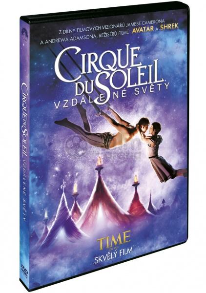 Cirque Du Soleil Dvd: Worlds Away (DVD