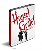 Hansel and Gretel: Witch Hunters 3D 3D + 2D Steelbook™ Limited Collector's Edition (Blu-ray 3D + Blu-ray)
