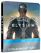 Elysium STEELBOOK Steelbook™ Limited Collector's Edition + Gift Steelbook's™ foil (Blu-ray)