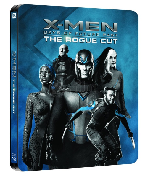 X Men Days Of Future Past Rogue Cut Steelbook