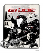 G.I. Joe 2: Retaliation 3D + 2D Steelbook™ Limited Collector's Edition + Gift Steelbook's™ foil (Blu-ray 3D + Blu-ray)