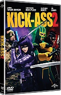 Kick-ass 2: Balls to the Wall (DVD)