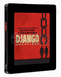 Django Unchained Steelbook™ Limited Collector's Edition + Gift Steelbook's™ foil