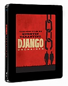 Django Unchained Steelbook™ Limited Collector's Edition + Gift Steelbook's™ foil (Blu-ray)