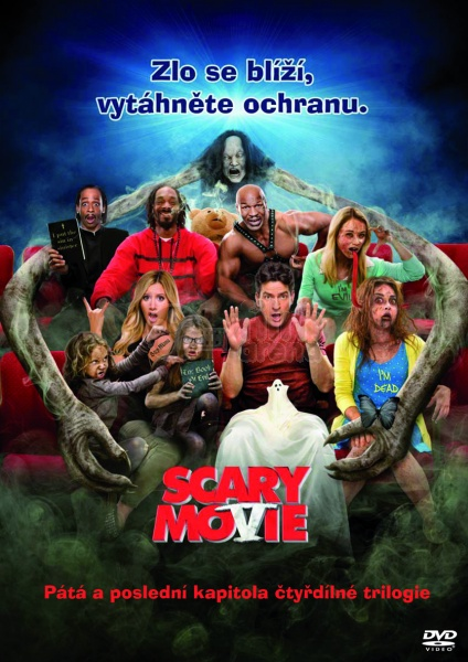 Scary Movie 5 Dvd
