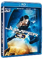The Jumper 3D 3D + 2D (Blu-ray 3D + Blu-ray + DVD)