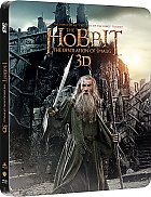 Hobbit: The Desolation Of Smaug 3D 3D + 2D Steelbook™ Limited Collector's Edition + Gift Steelbook's™ foil (2 Blu-ray 3D + 2 Blu-ray)