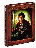 The Hobbit: An Unexpected Journey 3D + 2D Collection Extended cut (2 Blu-ray 3D + 3 Blu-ray)