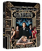The Great Gatsby 3D + 2D METALPAK/Futurepak Collector's limited edition (2BD) (Blu-ray 3D)