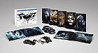 The Dark Knight Trilogy Collection Ultimate Edition Gift Set (6 Blu-ray)