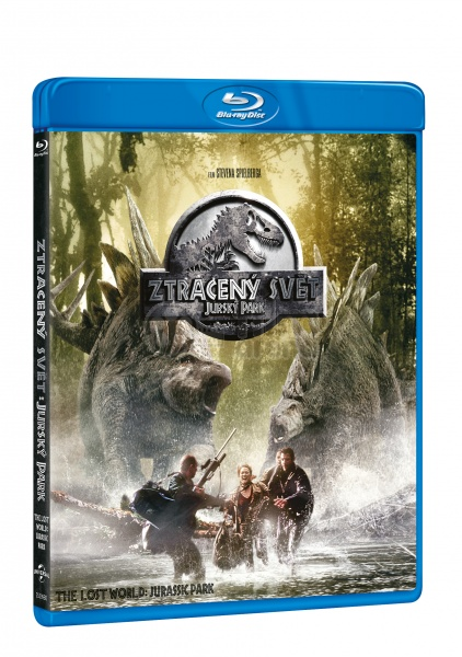 The Lost World Jurassic Park Blu Ray