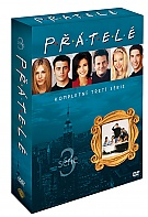 Friends - Season 3 Collection (4 DVD)