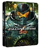 Pacific RIM 3D + 2D Futurepak™ Limited Collector's Edition - numbered + Gift Futurepak's™ foil (Blu-ray 3D + 2 Blu-ray)