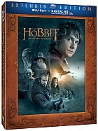 The Hobbit: An Unexpected Journey Collection Extended cut (3 Blu-ray)