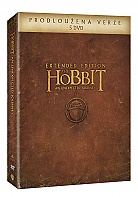 The Hobbit: An Unexpected Journey Collection Extended cut (5 DVD)