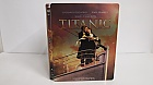 Titanic 3D + 2D French STEELBOOK without discs 3D + 2D (Blu-ray 3D + 3 Blu-ray)