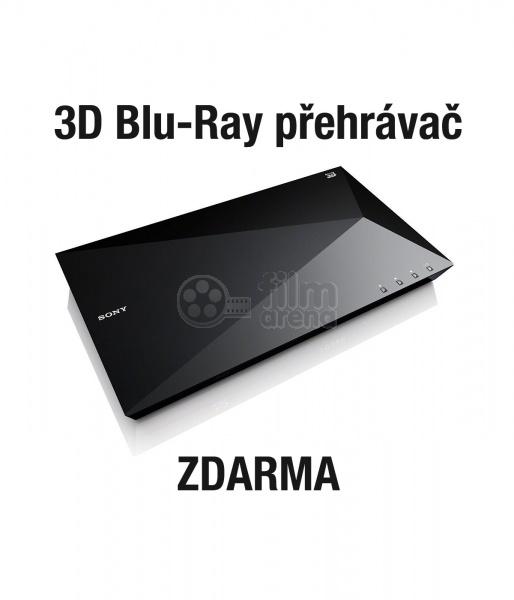 5b2eeba9f 3D Blu-Ray přehrávač SONY BDP-S4100 ZDARMA (Blu-ray 3D)