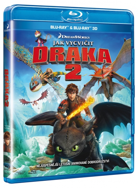 how to train your dragon 3d blu ray uk