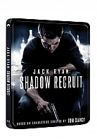 Jack Ryan Shadow Recruit SteelBook Steelbook™ Limited Collector's Edition + Gift Steelbook's™ foil (Blu-ray)