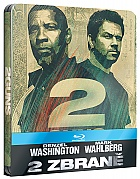 2 Guns Steelbook™ Limited Collector's Edition + Gift Steelbook's™ foil (Blu-ray)