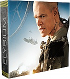 Elysium Collector's BOX Steelbook™ Limited Collector's Edition - numbered Mastered in 4K Gift Set + Gift Steelbook's™ foil (Blu-ray)