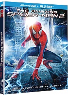 The Amazing Spider-Man 3D + 2D (Blu-ray 3D + Blu-ray)