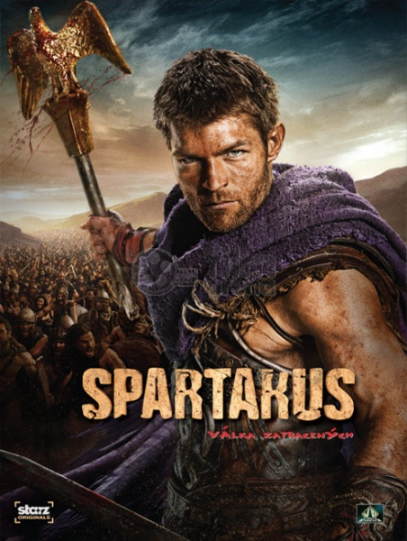 SPARTACUS Series 4 Collection (4 DVD)