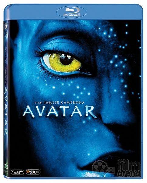 AVATAR 2 3D + 2D (Blu-ray 3D