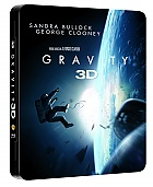 Gravity 3D + 2D Futurepak™ Limited Collector's Edition - numbered (Blu-ray 3D + Blu-ray)