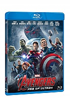 AVENGERS 2: The Age of Ultron (Blu-ray)