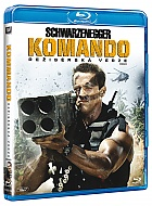 COMMANDO Extended director's cut (Blu-ray)
