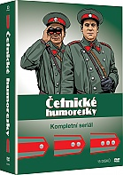 ČETNICKÉ HUMORESKY 1 - 3 Collection (15 DVD)