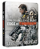 Edge of Tomorrow 3D + 2D Futurepak™ Limited Collector's Edition + Gift Futurepak's™ foil (Blu-ray 3D + Blu-ray)