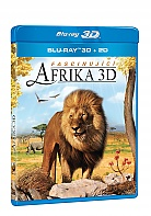 Fascination Africa 3D (Blu-ray 3D)