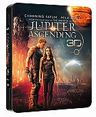Jupiter Ascending 3D + 2D Futurepak™ Limited Collector's Edition + Gift Futurepak's™ foil (Blu-ray 3D + Blu-ray)