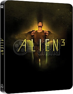 Aliens 3 Steelbook™ Limited Collector's Edition + Gift Steelbook's™ foil