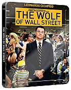 The Wolf of Wall Street Steelbook™ Limited Collector's Edition + Gift Steelbook's™ foil (Blu-ray)