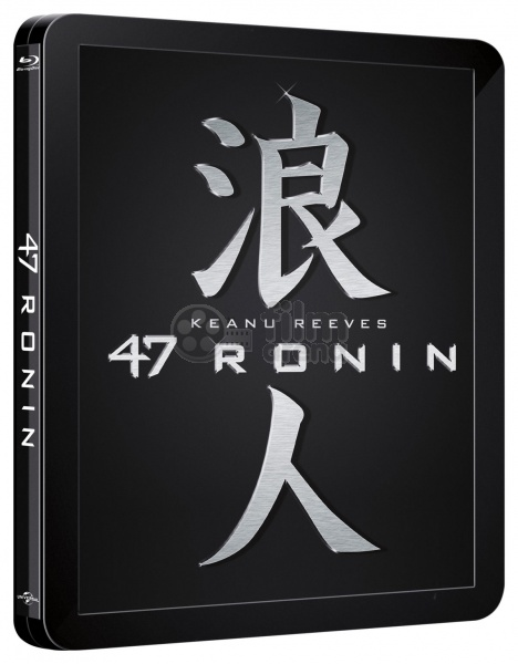 47 Ronin 3D + 2D Steelbook™ Limited Collector's Edition +