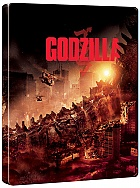Godzilla 3D + 2D Futurepak™ Limited Collector's Edition + Gift Futurepak's™ foil (Blu-ray 3D + Blu-ray)