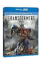 Transformers: Age of Extinction 3D + 2D (Blu-ray 3D + 2 Blu-ray)