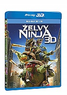 Teenage Mutant Ninja Turtles 3D + 2D (Blu-ray 3D + Blu-ray)
